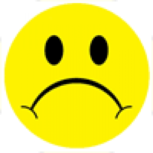 Smiley clipart sad. Clip art face panda