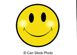 Smiley clipart smile. Illustrations and clip art svg