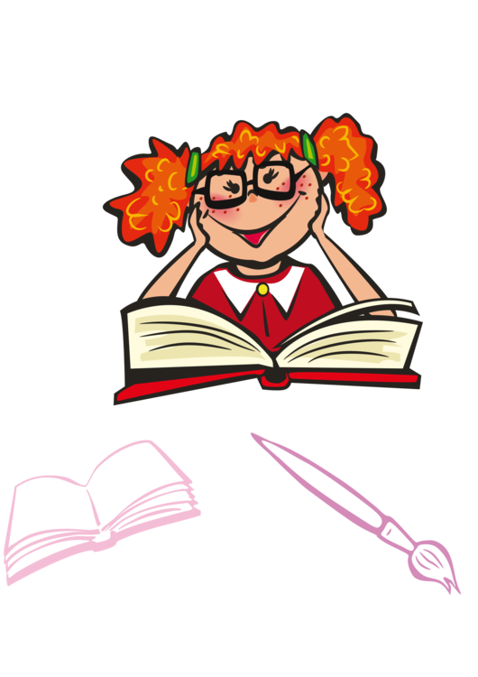 Skills girl child student. Smiley clipart study clipart transparent library