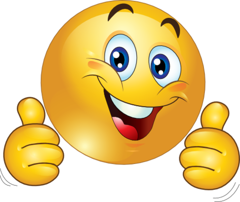 Smiley clipart study. Free png hd face