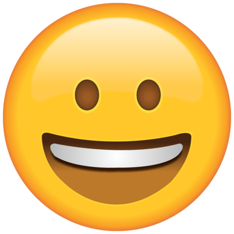 Smiley face emoji png. Download smiling icon island