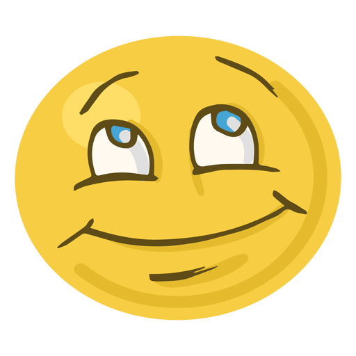 Smiling face png