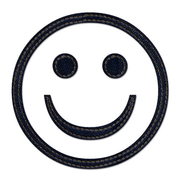 Smiley face png black and white. Transparent background clipart panda