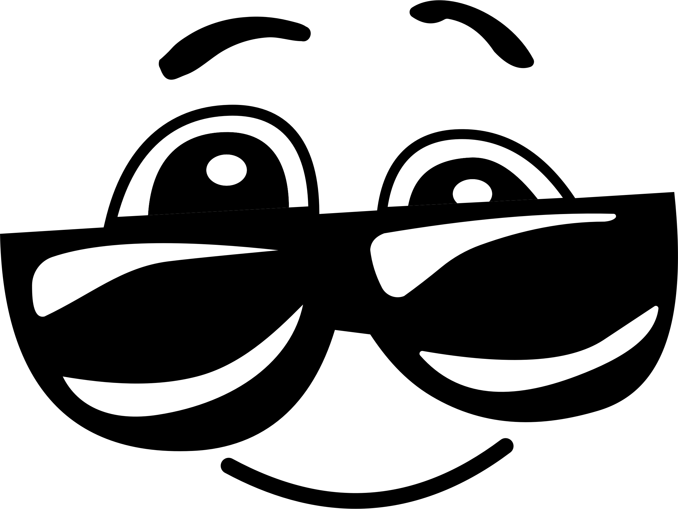 Smiley face png black and white. Sunglasses icons free downloads