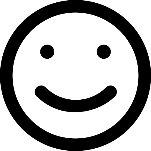 Smiley face png black and white. Smiling emoticons emoticon square