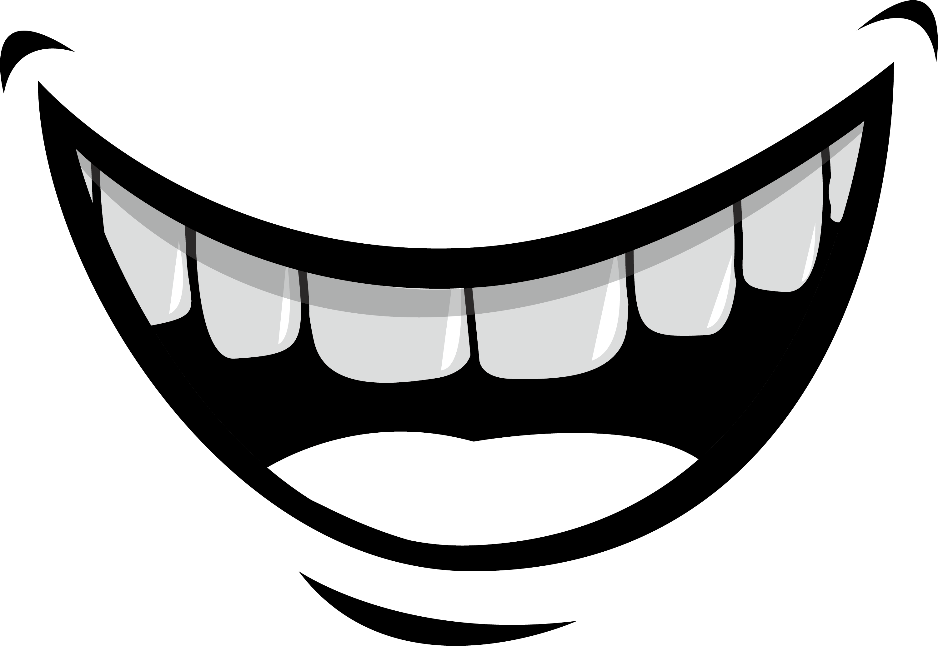 Smiling teeth png. Mouth lip tooth illustration