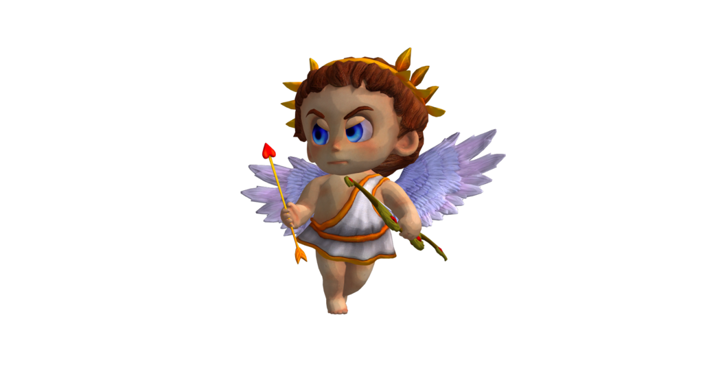 Smite cupid png. Renders secondary by kaiology