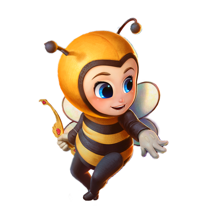 Smite cupid png. Hiere abeja insecto de