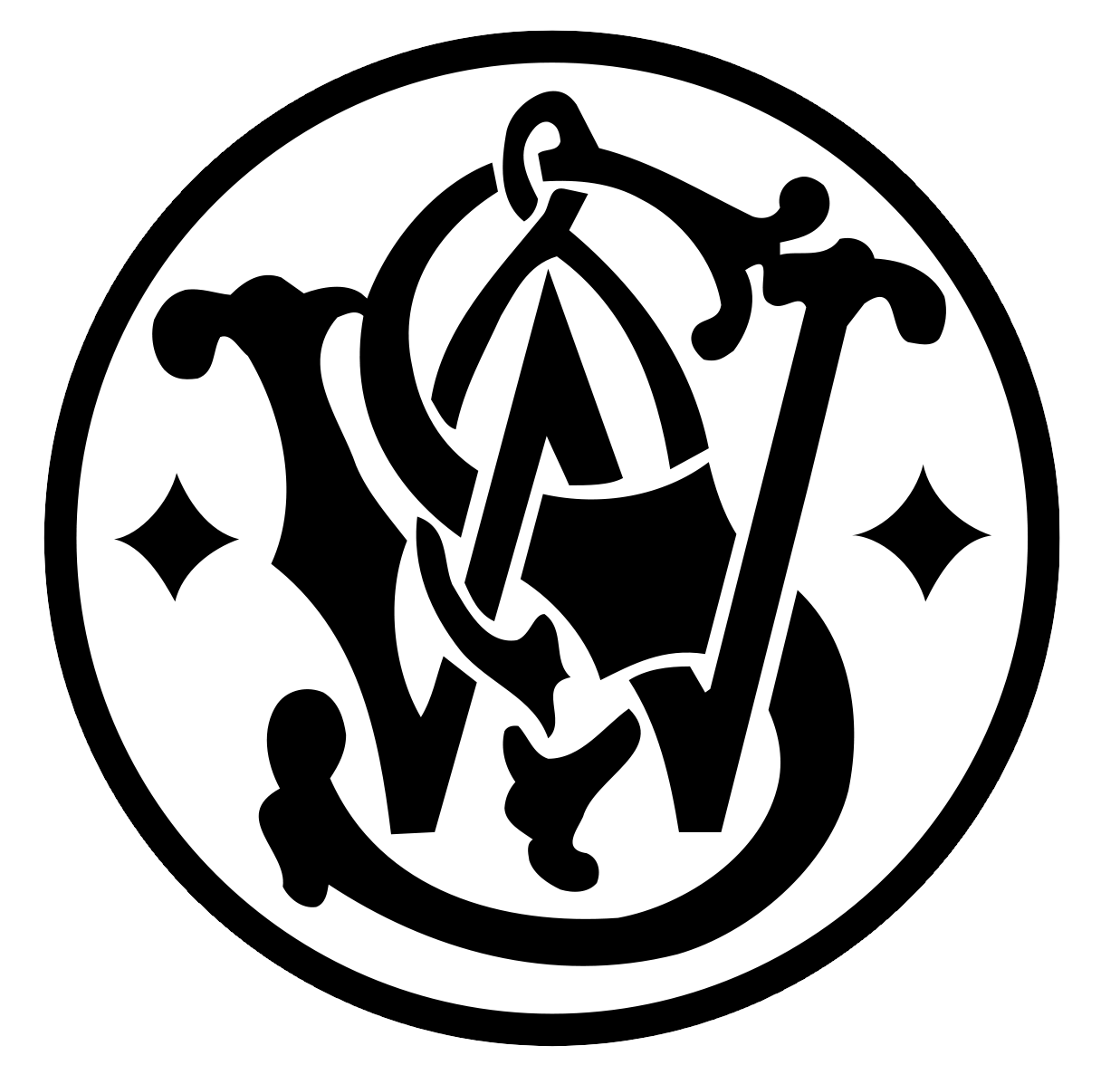 Smith & wesson logo png. Fallout wiki fandom powered