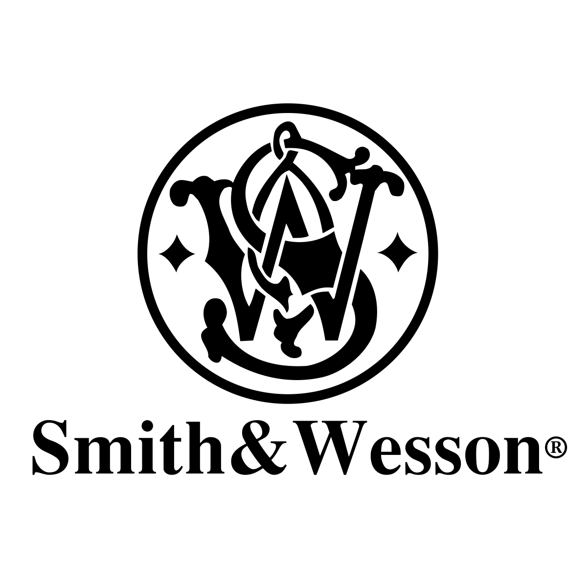 Smith & wesson logo png.