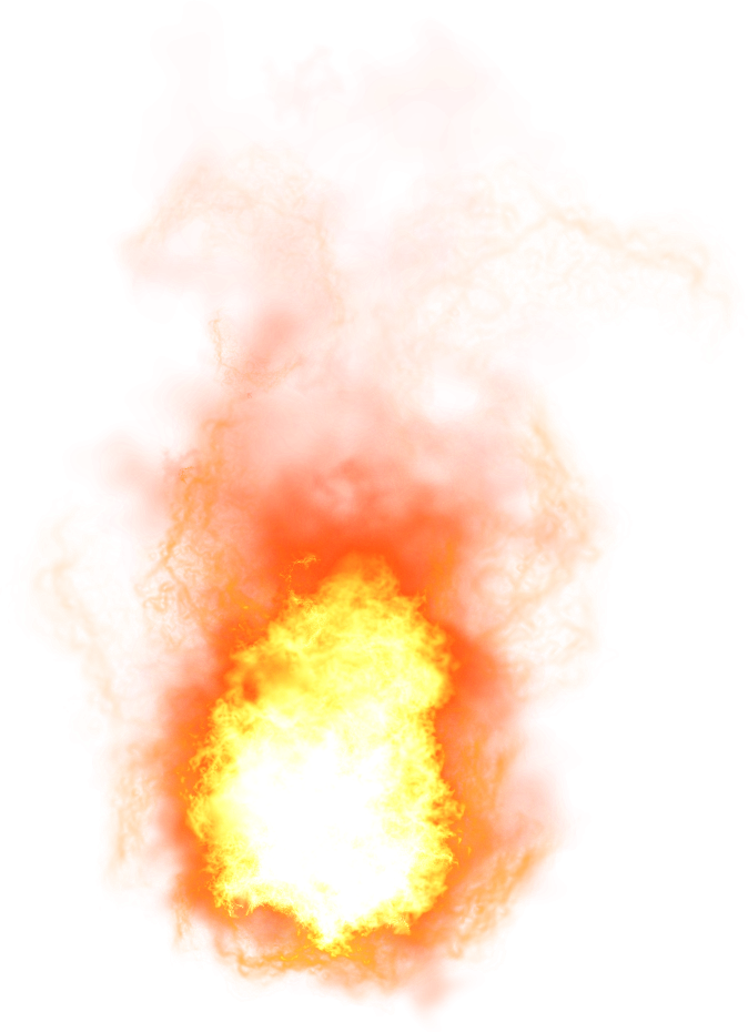 Smoke and fire png. Misc element by dbszabo