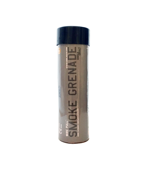 Smoke bomb png. Black wire pull grenade