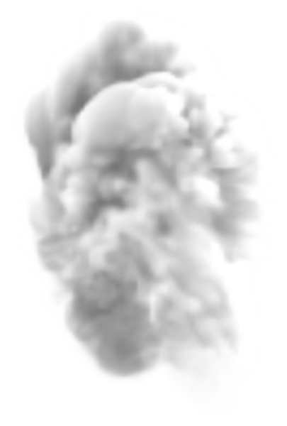 cartoon smoke particle png