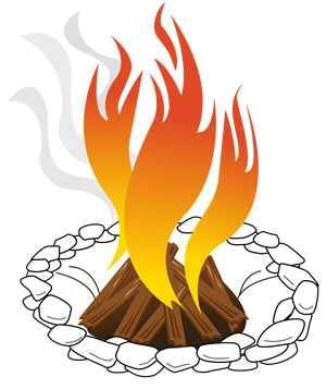 Clip art library how. Smoke clipart campfire smoke png free library