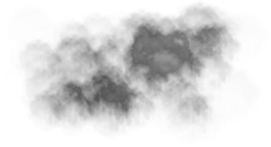 Png smoke cloud. Black transparent stickpng
