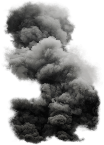 Smoke cloud png. Dlpng black