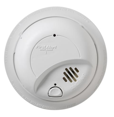 Smoke detector png. First alert replacement hardwired