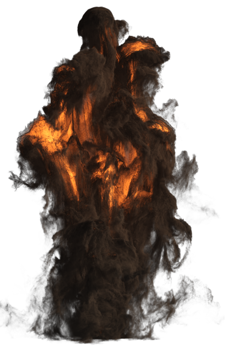 Smoke explosion png. By gamekiller on deviantart
