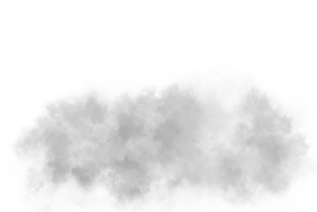 Smoke fog png. Grey transparent image arts