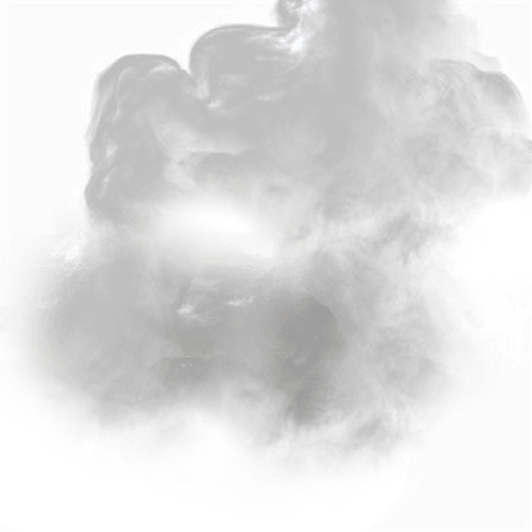Light smoke png. Transparent images stickpng circle