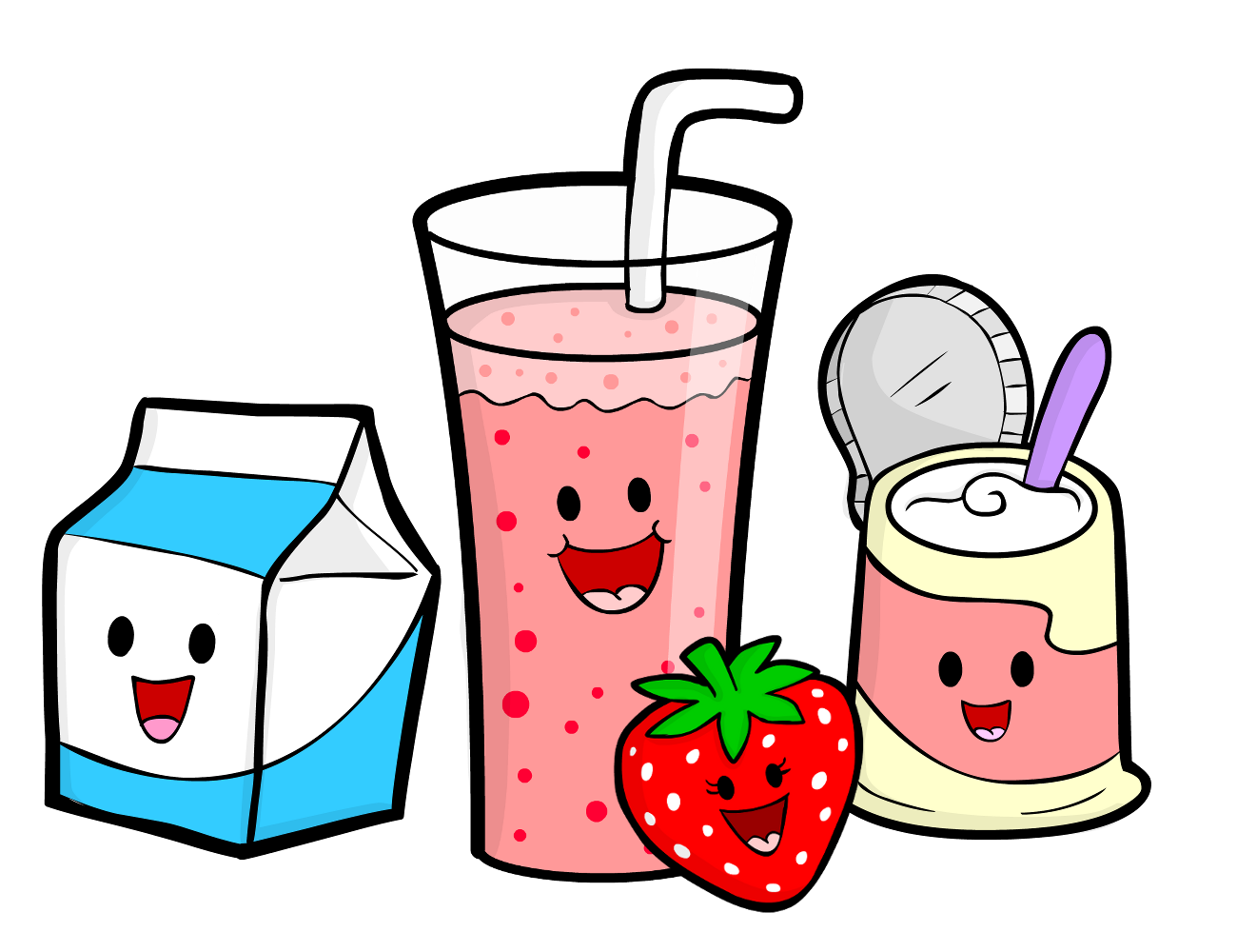Cartoon cooking smoothie recipe. Cookbook clipart drink clip library stock
