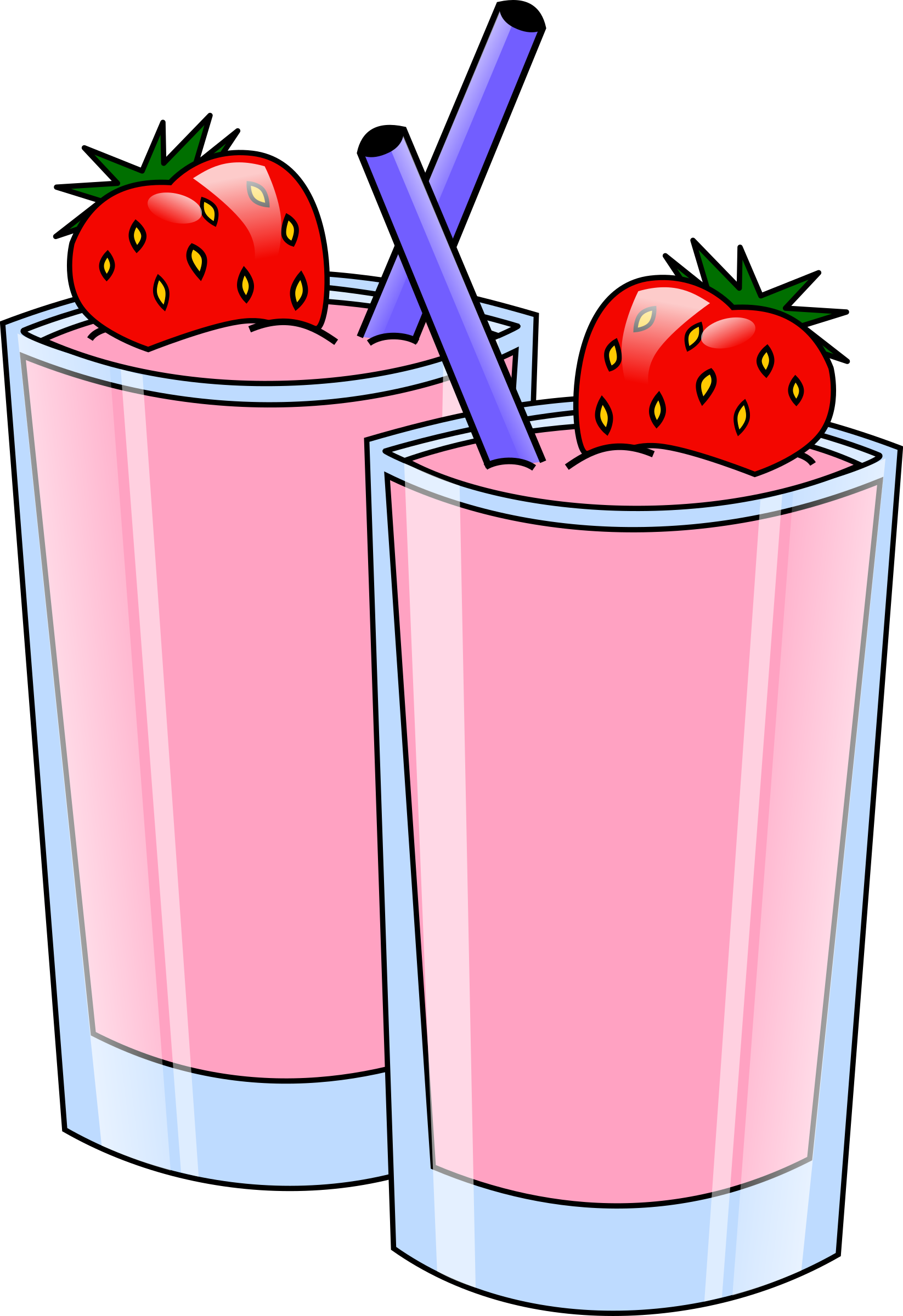 Smoothie transparent animated. Png images pluspng filesrdstrawberrysmoothiepng