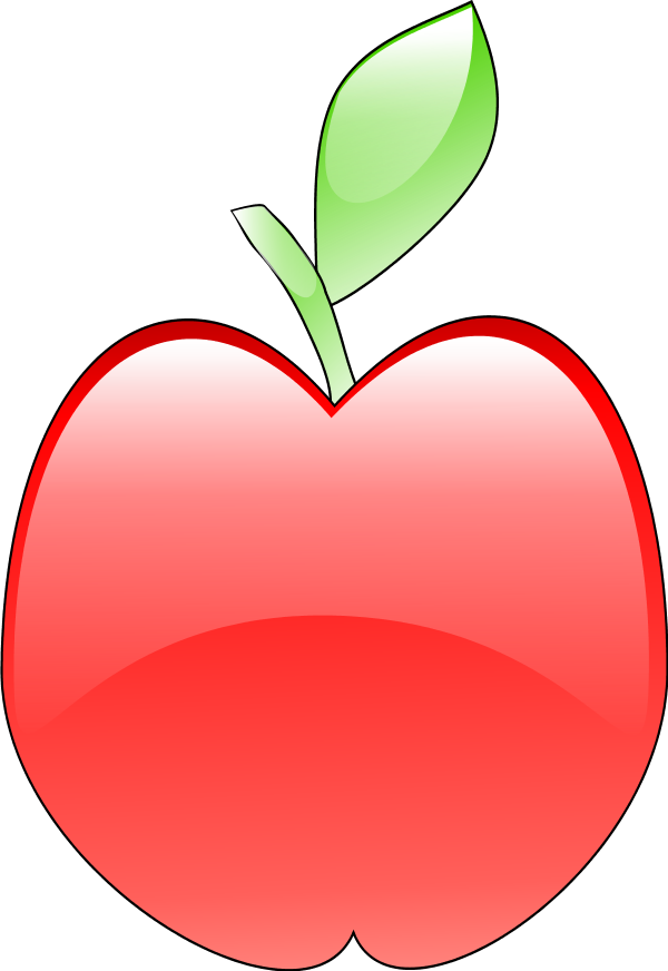 Smoothie vector strawberry. Clip art library apple