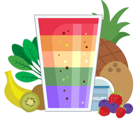 Smoothie clipart berry smoothie. Vector black and