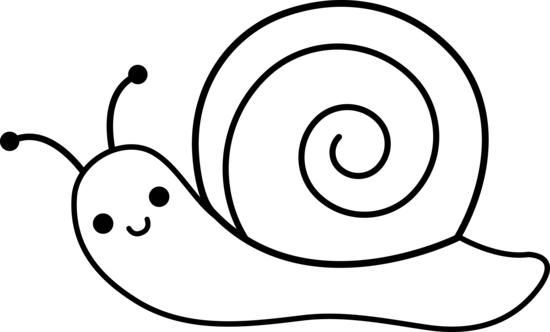 Snail graphic vector png. Black and white transparent