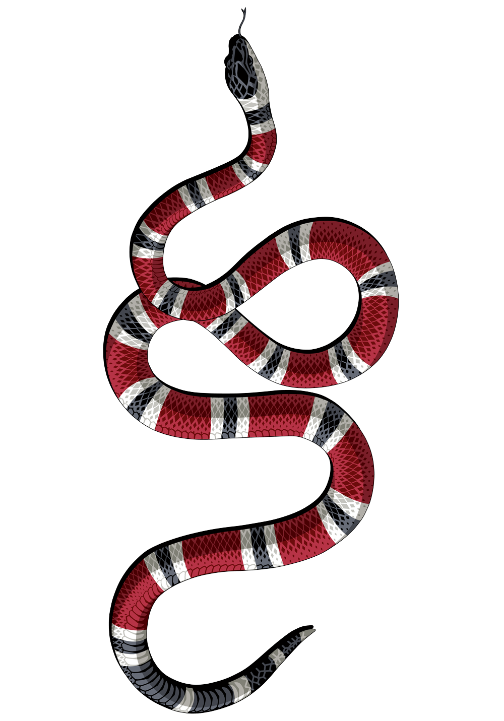 Snake art png. Image result for gucci