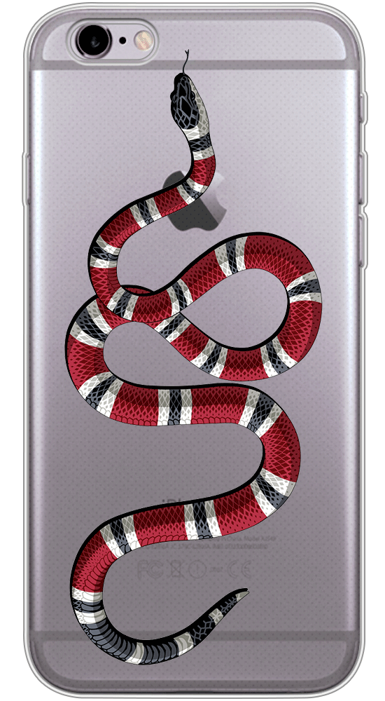 Snake gucci png. Buy clear phone cover