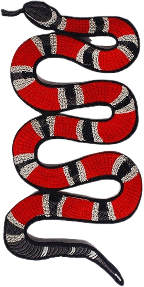 Snake gucci png. Logos guccisnake blackandred tumblr