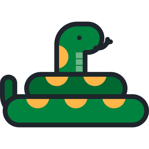 Snake icon png. Page svg