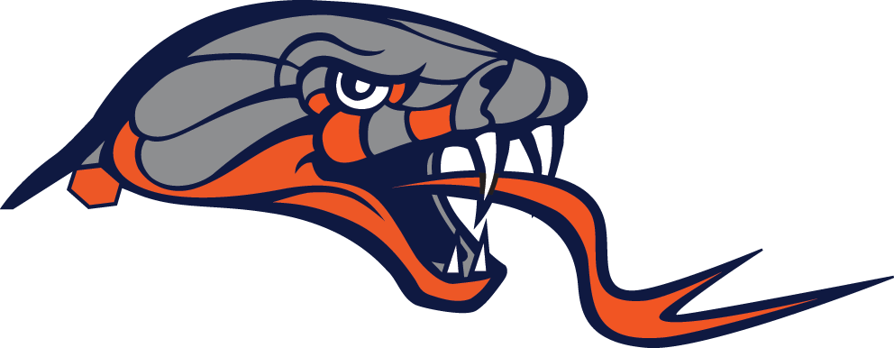 Snake logo png. Dallas rattlers head primary