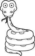 Snakes clipart black and white. Search results for snake