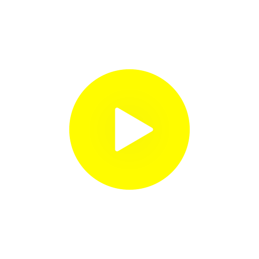 Snapchat buttons png. Video player record icon