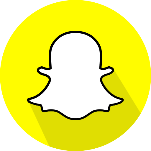Snapchat buttons png. Social network by niccol