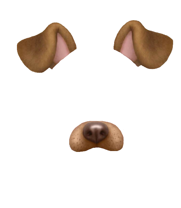 Filter buscar con google. Snapchat dog png png royalty free library
