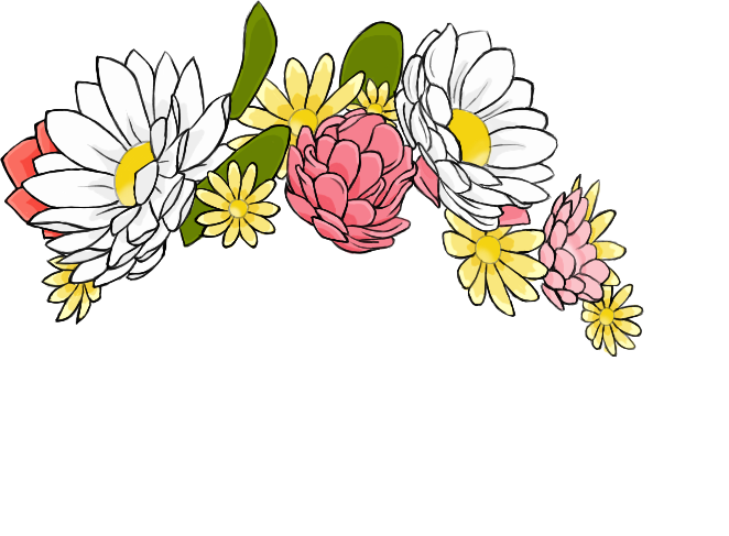 Snapchat flower png. Flowers by hyerszn on