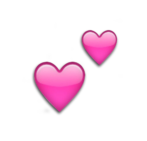 Snapchat heart png. The fourth edition hoya