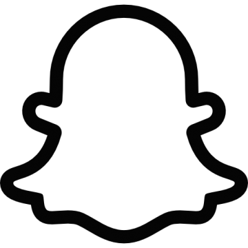 Snapchat logo .png. Png ghost black and