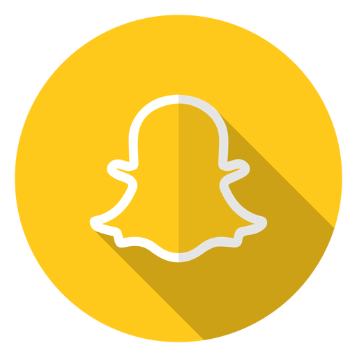 Snapchat logo png transparent background. Download free image with