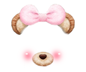 Snapchat Puppy Filter Png Picture 2035312 Snapchat Puppy