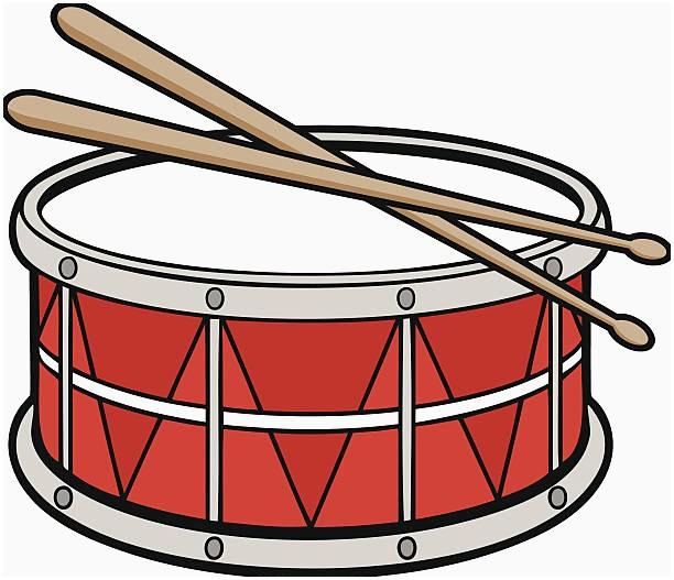Snare clipart. Drums best of instrument