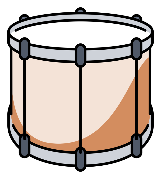 Snare clipart percussion. Drums musical instruments surdo