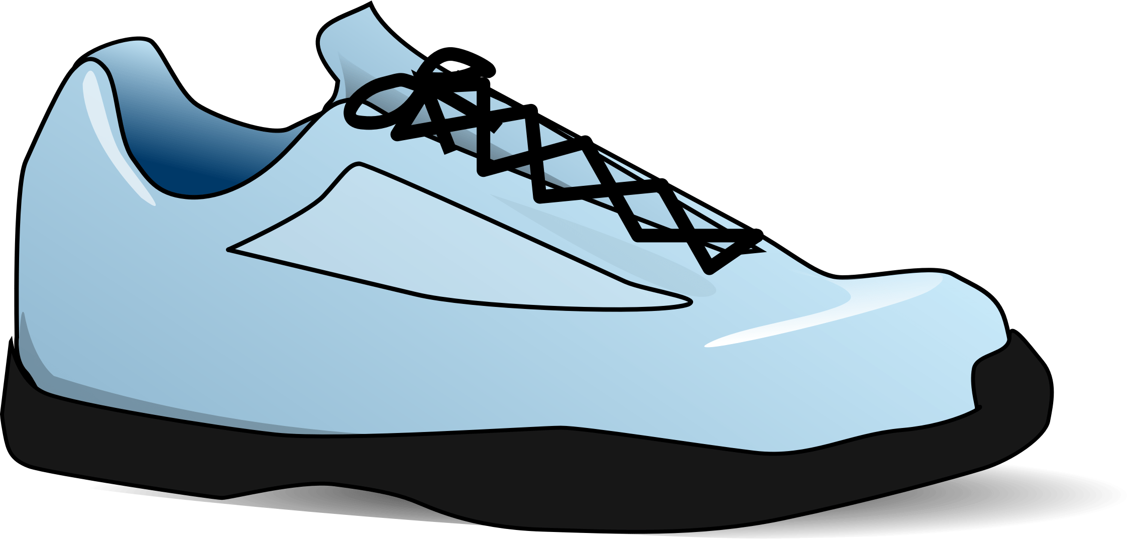 Converse clipart sport shoe. Download clip art drawing