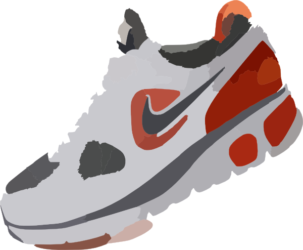 Sneaker clipart shoose. Free shoes cliparts transparent