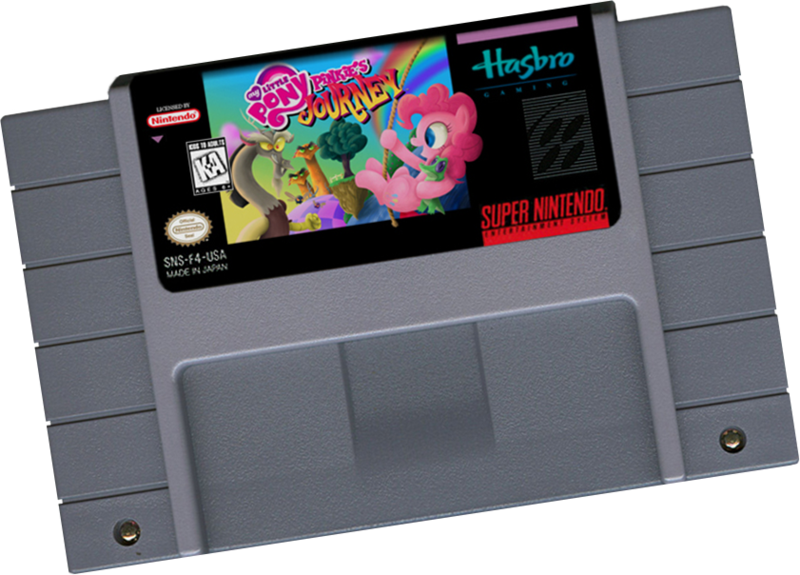 Snes cartridge png. Equestria daily mlp stuff