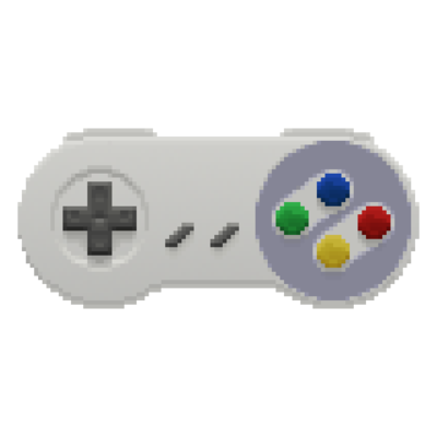 Snes controller png. In the pixels alternate