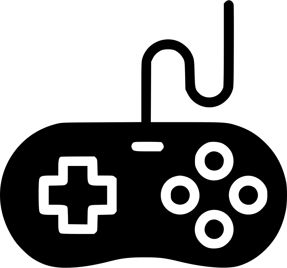 Snes png icon. Controller svg free download
